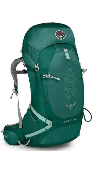 Osprey W's Aura AG 50 Rainforest Green